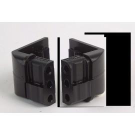Rive F1 modul sarok elemek, jobb és bal párban