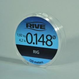 Rive RIG LINE világos szürke 120m 0,148 mm