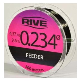 Rive FEEDER LINE sötétzöld 500m 0,234 mm