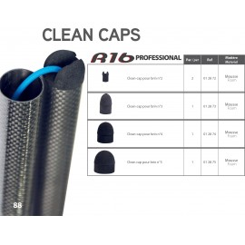 Rive Clean-cap R-16 professional bothoz 4. taghoz