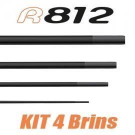 Rive R-812 Kit 4 tagos