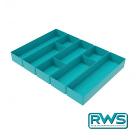 RIVE OSZTÓ MODUL 51 mm WATERPROOF TRAY