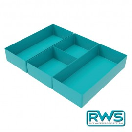 ORGANIZERS FOR 66 mm WATERPROOF TRAY