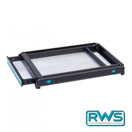 Waterproof side drawer tray 36 mm