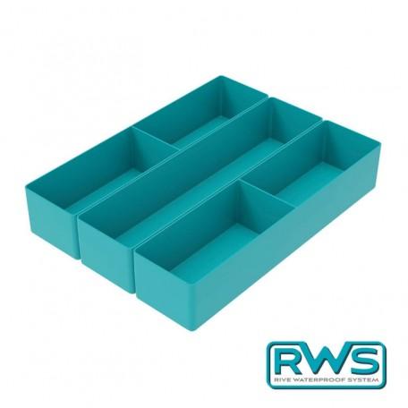 Rive osztó modul vízálló előre húzható fiókhoz