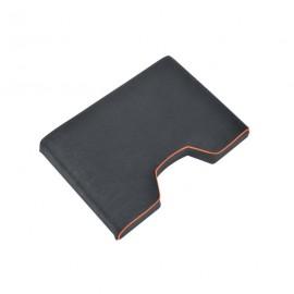 Rive zselés ülés levehető bottartó nélkül-elephant huzattal fekete/mango