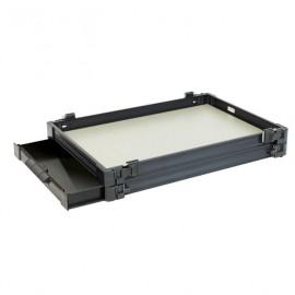 Rive F2 modul 30mm + oldalra húzható fiók 30mm -fekete