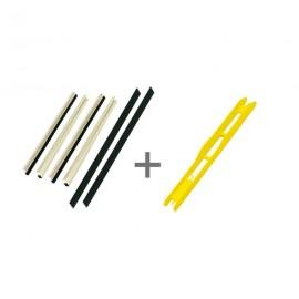 Rive komplett sárga  létrás modul kit  (keret+létrák)