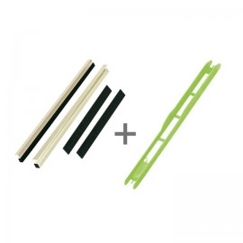 Rive komplett zöld létrás modul kit  (keret+létrák)