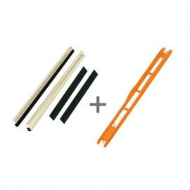 Rive komplett narancs színű létrás modul kit  (keret+létrák)