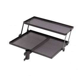 Rive dupla tálcás oldaltálca D36 - 490x390mm