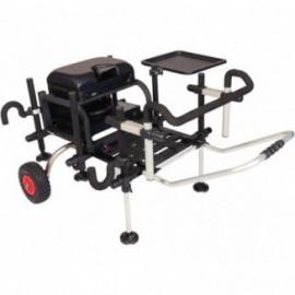 Rive ST 8 Complet HSP D36 Full black - kerékszettel