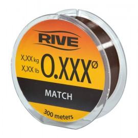 Rive Match süllyedõ zsinór 300m 0,128 mm