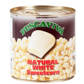 Pescaviva kukorica fehér