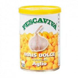 Pescaviva kukorica fokhagyma