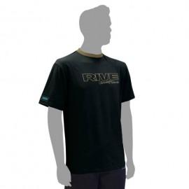 Rive T-Shirt Specimen Custom Black póló
