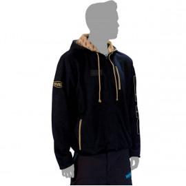 Rive Specimen Custom kapucnis cipzáros pulóver