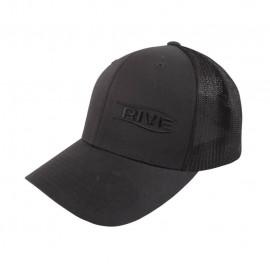Rive FLexfit Cap Black Mesh M/L
