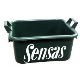 Sensas Square Bowl négyszögletes tál PM