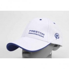 Preston White Cap