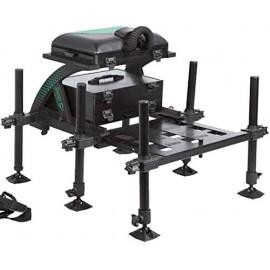 Sensas Nanoflex 3900 Black Seatbox 36 versenyláda