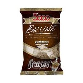 Sensas 3000 Bream Brown 1kg