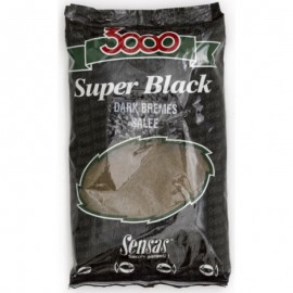 Sensas 3000 Dark And Salty Bream 1kg