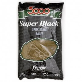 Sensas 3000 Dark And Salty Lake 1kg
