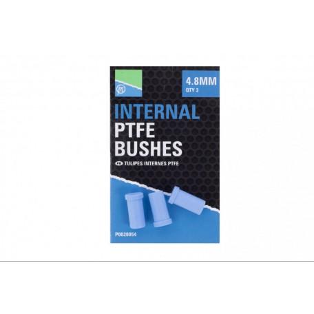 PRESTON INTERNAL PTFE BUSHES - 4,8MM belső teflon