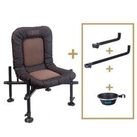 Rive Fekete Feeder  szék  FULL - D36