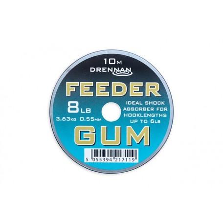 Drennan Feeder Gum 8lb 10m