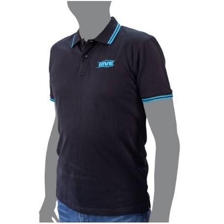 Rive Halkon-Hunt fekete póló
