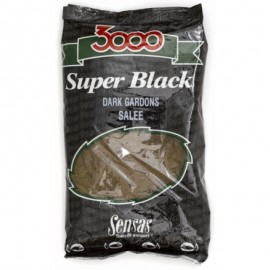 Sensas 3000 Dark And Salty Roach 1kg