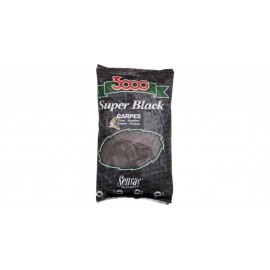 Sensas 3000 Super Black Carp 1kg