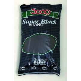 Sensas 3000 Super Black Lake 1kg
