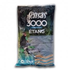 Sensas 3000 Etang Natural 1kg