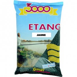 Sensas 3000 Etang Yellow 1kg