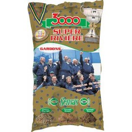 Sensas 3000 Super River Bream 1kg