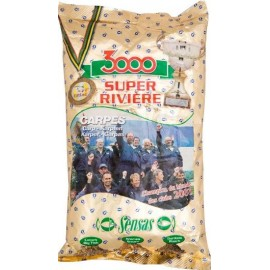 Sensas 3000 Super River Carp 1kg