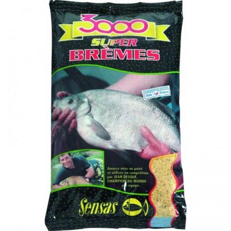 Sensas 3000 Super Bream 1kg