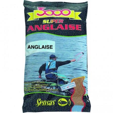 Sensas 3000 Waggler Special Anglaise 1kg