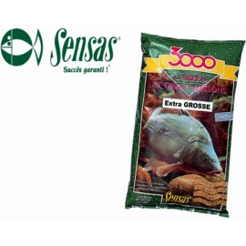 Sensas 3000 Large Particles 1kg