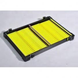 Rive Létrás modul fekete, 40 db citromsárga létrával