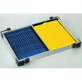 Rive Létrás modul, 14 db kék és 20 db citromsárga létrával