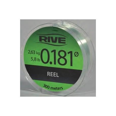 Rive REEL LINE Világoszöld 300m