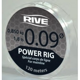 Rive Power RIG line világosszürke 120m