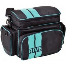 Rive CarryAll Feeder táska (+ 4 db mûanyag doboz)