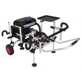 Rive ST 8 Complet HSP D36 Fekete matt- kerékszettel
